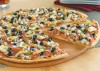 Cheesy Zucchini and Baby Corn Pizza Recipe