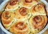 Easy Homemade Garlic Bread Rolls Recipe