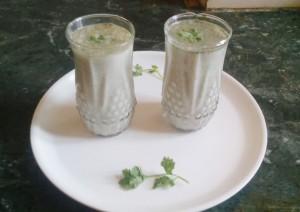 Masala Chass Spicy Buttermilk Recipe