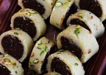 Anjeer Khajoor Roll/ Dry Figs Dates Roll Recipe