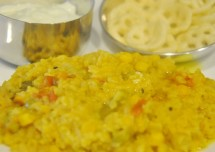 Best and Healthy Rice Moong Dal Khichdi Recipe