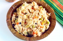 Tasty and Healthy Broken Wheat Pongal Recipe