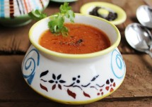 Carrot and Beetroot Shorba Recipe