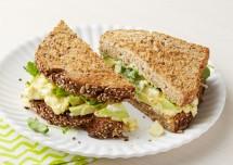 Chicken Avocado Salad Sandwich Recipe
