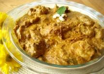 Tasty Chicken Cashew Gravy Recipe