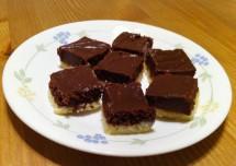 Tasty Chocolate Burfi Recipe with Milk