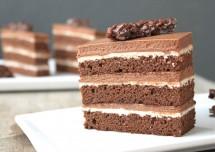 Chocolate and Hazelnut cake
