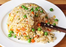 Classic Egg Fried Rice Recipe