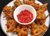 Crispy Onion Pakora Recipe