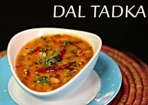 Lasooni Dal Tadka Recipe