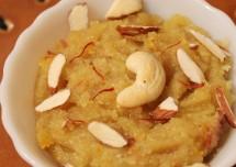 Easy Bread Halwa Recipe