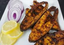 Easy Pepper Fish Fry Recipe