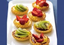 Fruity Fruits Tarts Recipe