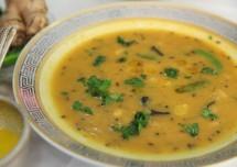 Gujarati Khatti Meethi Dal Recipe