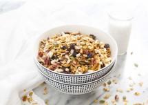 Healthy Breakfast Muesli Recipe