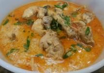 Healthy Dahi Chicken recipe