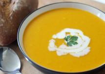 Healthy Pumpkin Soup Recipe