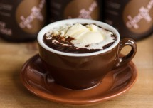 Homemade Hot Chocolate Drink Recipe