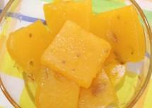 Indian Corn Flour Halwa Recipe