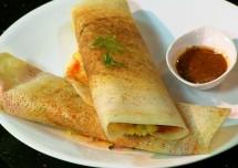 Easy South Indian Masala Dosa Recipe