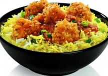 KFC Veg Rice Bowl Recipe