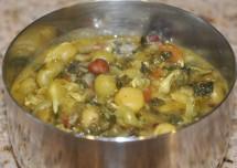 Methi Mangodi Sabzi Recipe