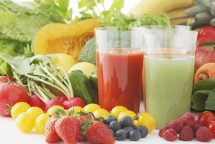 Mixed Vegetable and Fruit Juice Recipe