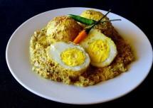 Delicious Mustard Egg Curry Recipe