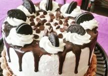 Oreo Biscuit Cake Recipe