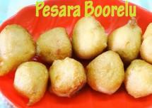 Pesarapappu Boorelu ( Moong Dal Sweet Balls) Recipe