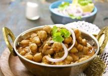 How to Cook Peshawari Chole Recipe