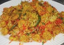 Quick and Easy Prawn Biryani Recipe