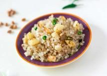 Tasty and Easy Sabudana Khichdi Recipe