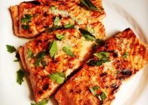 Grilled Salmon Fish Recipe