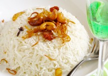 South Indian Style Ghee Rice Recipe