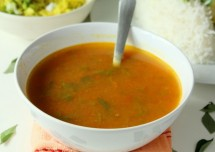 South Indian Style Rasam Recipe