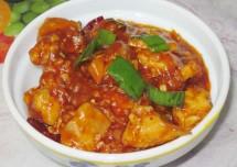 Spicy Schezwan Chicken recipe