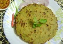 Stuffed Bajra Roti Recipe