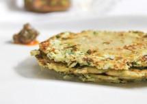 Stuffed Paneer Parantha Recipe