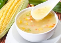 How to Make Sweet Corn Soup Recipe