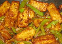 Tasty Chilli Paneer Snack Recipe