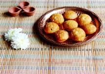 Tasty Rava Appalu Recipe