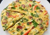 Tasty Spanish Omelet Recipe