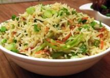 Delicious Vegetable Fried Rice Recipe