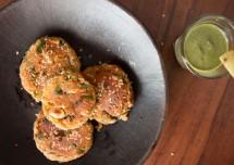 Yummy Lobia Tikki Recipe