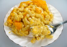 Cheese and Baked Macaroni recipe