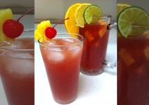 Cocktail Rum Punch Recipe
