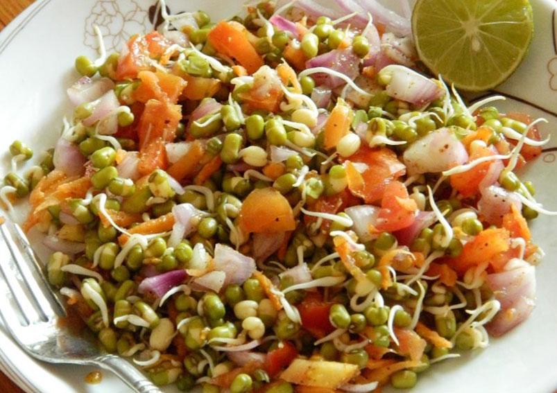 Bean Sprouts Salad Recipe