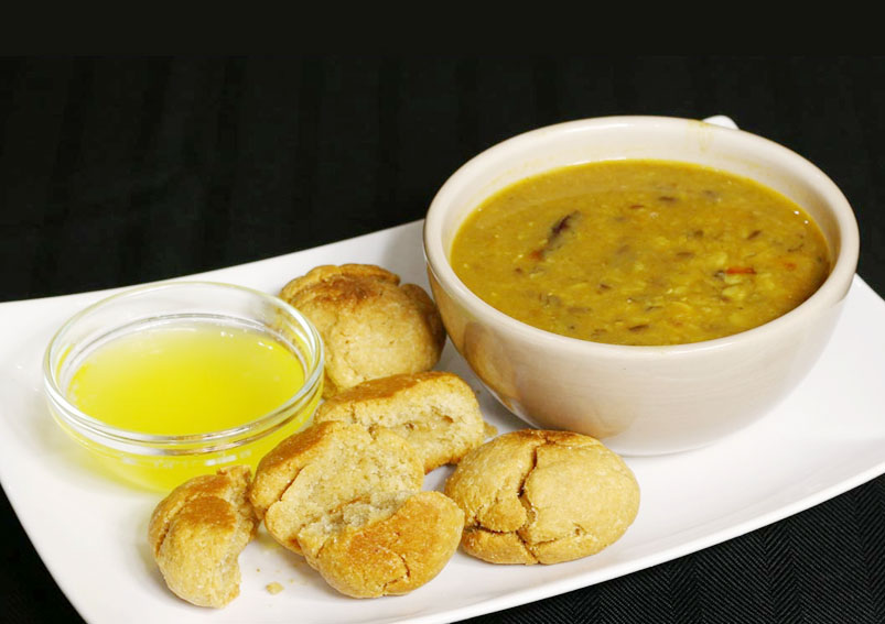 Best Dal Bati Recipe – Rajasthani Dal Bati Recipe