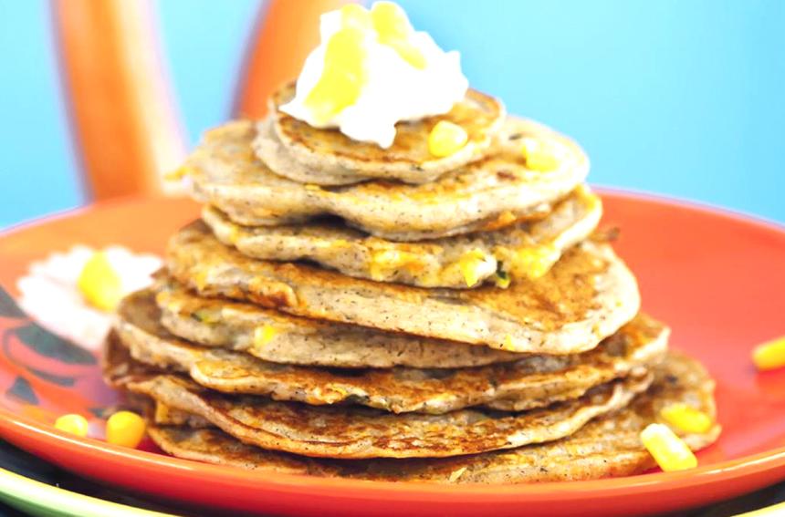 Healthy Buckwheat Pancake Recipe
